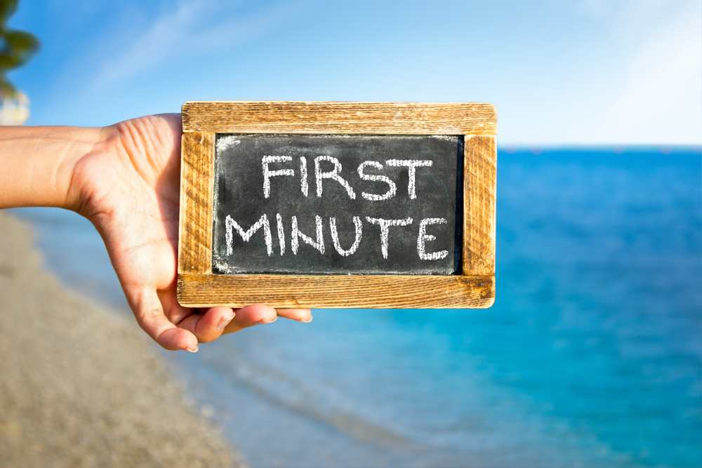 first-minute
